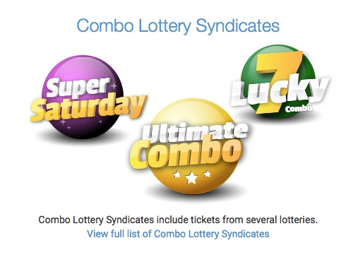 Combo Lottery Syndicates at Lotto Plus